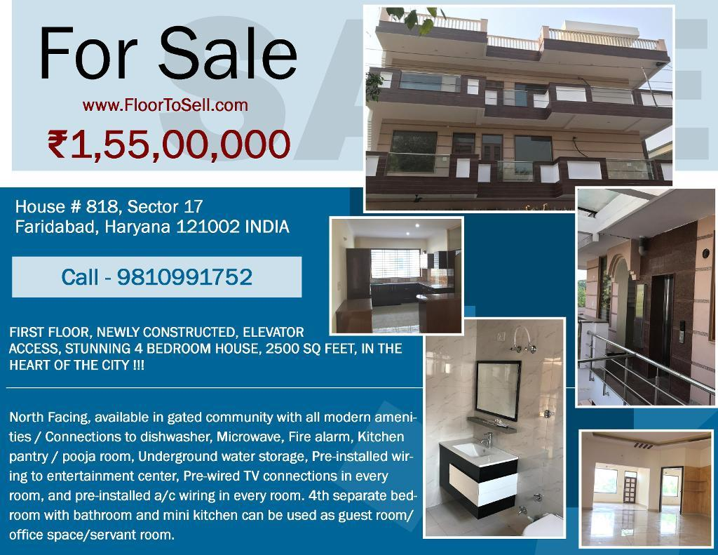 12 Bedroom Bungalow For Sale On Sector 17 Faridabad Haryana Wiring A Guest House 1 10