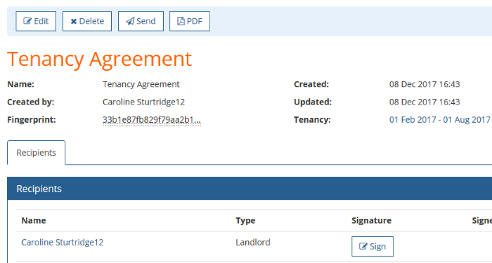 Free tenancy agreement to edit sign download and print mudhut document summary thecheapjerseys Image collections