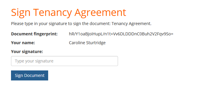 Free Tenancy Agreement Template To Edit Sign Download And Print